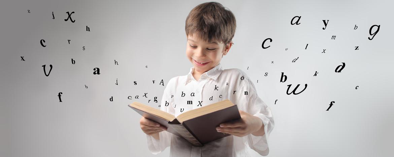 Dyslexie en gebaren
