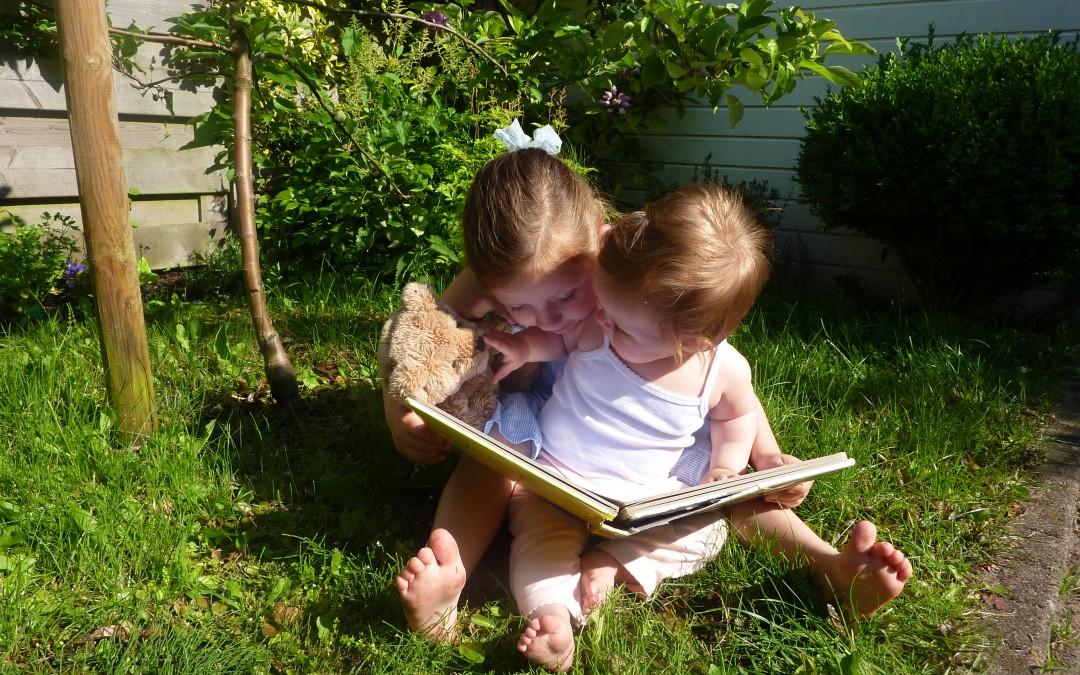 Voorlezen met Babygebaren Amstelveen