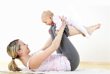 Babygebaren versterkt de band met je kind